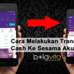 Cara Melakukan Transfer OVO Cash Ke Sesama Akun OVO