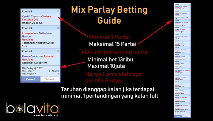 mix parlay betting guide