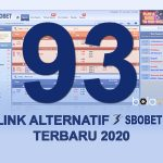 93 Link Alternatif SBOBET Terbaru 2020