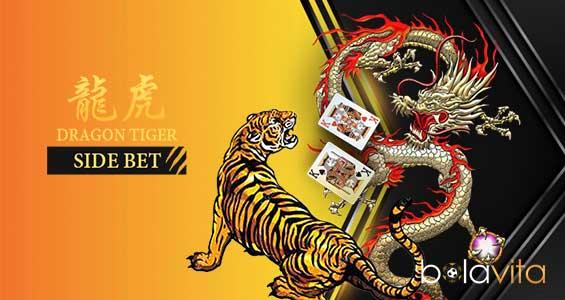 tampilan dragon tiger promo