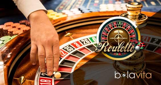 tampilan roulette