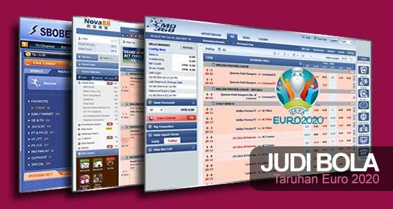 permainan judi bola spesial euro 2020