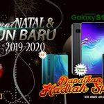 Promo Bonus Natal & Tahun Baru Bolavita 2019/20