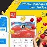 Promo Cashback Deposit Dana dan LinkAja Sebesar 10%