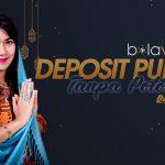 Deposit Pulsa Tanpa Potongan Spesial Ramadhan 1441 Hijriyah
